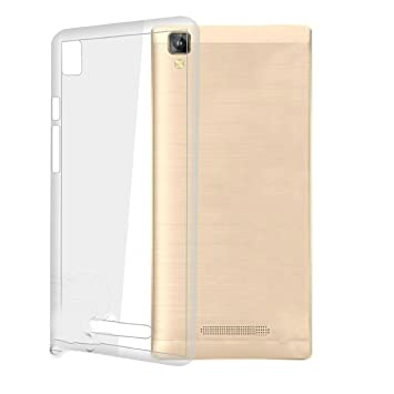 separation shoes fc5ad 20290 Johra for Panasonic Eluga A2 Back Cover Case Soft TPU: Amazon.in ...