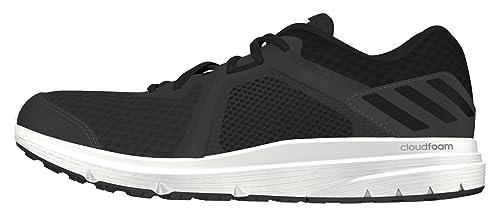 adidas Galactic 2 W, Scarpe da Corsa Donna, Nero (Negro (Neguti/Negbas/Ftwbla)), 36 2/3 EU
