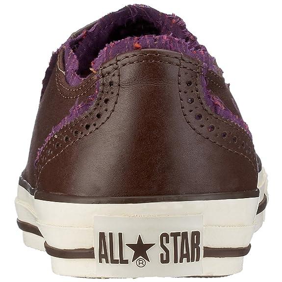 Détails sur Converse All Star Adulte Saumon d'aile Oxford Leather Limited Taille 9.5 hommes 11.5 Femmes afficher le titre d'origine