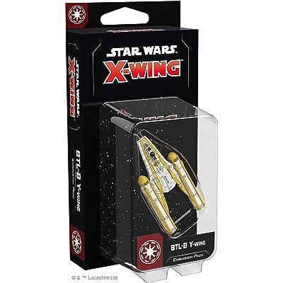 X-Wing 2ND Ed: Btl-B Y-Wing: Toys & Games