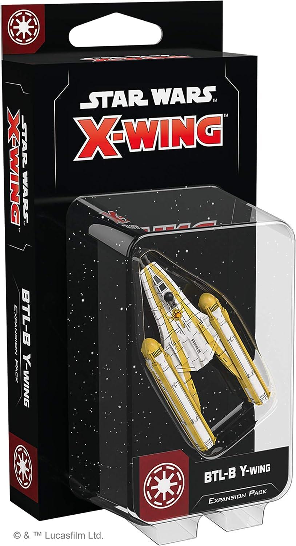 X-Wing 2ND Ed: Btl-B Y-Wing