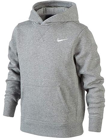 4129f3118 Nike brushed fleece boy's hoodie