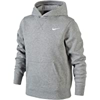 Nike Brushed Fleece Over The Head Sudadera, Niños