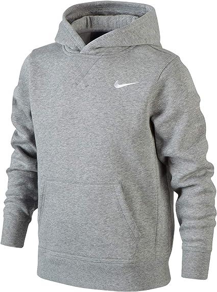 Amazon.com: Nike Boy's Heather Gray Fleece