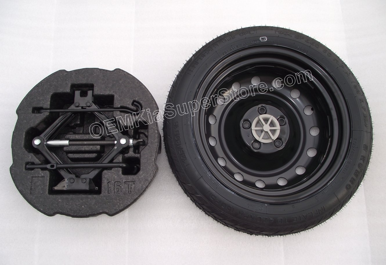 Kia Optima: Tire sidewall labeling