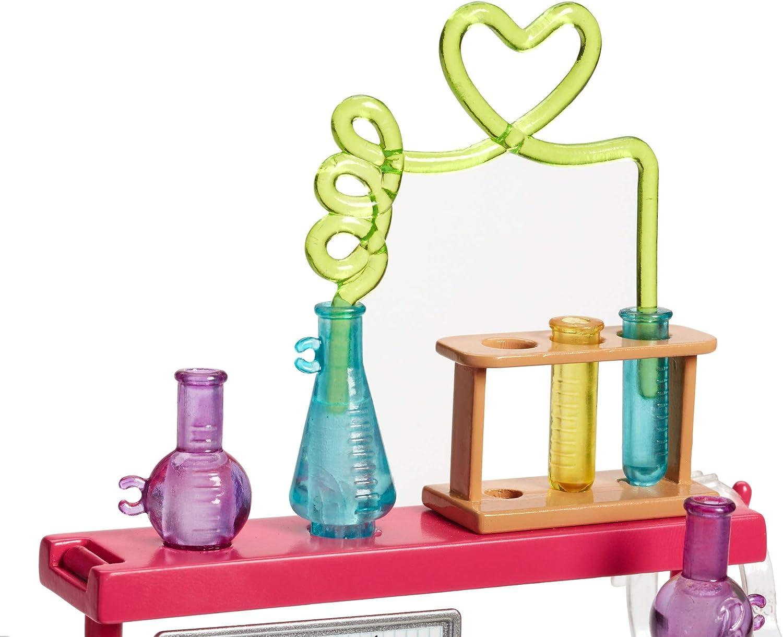 Barbie Science Lab Playset