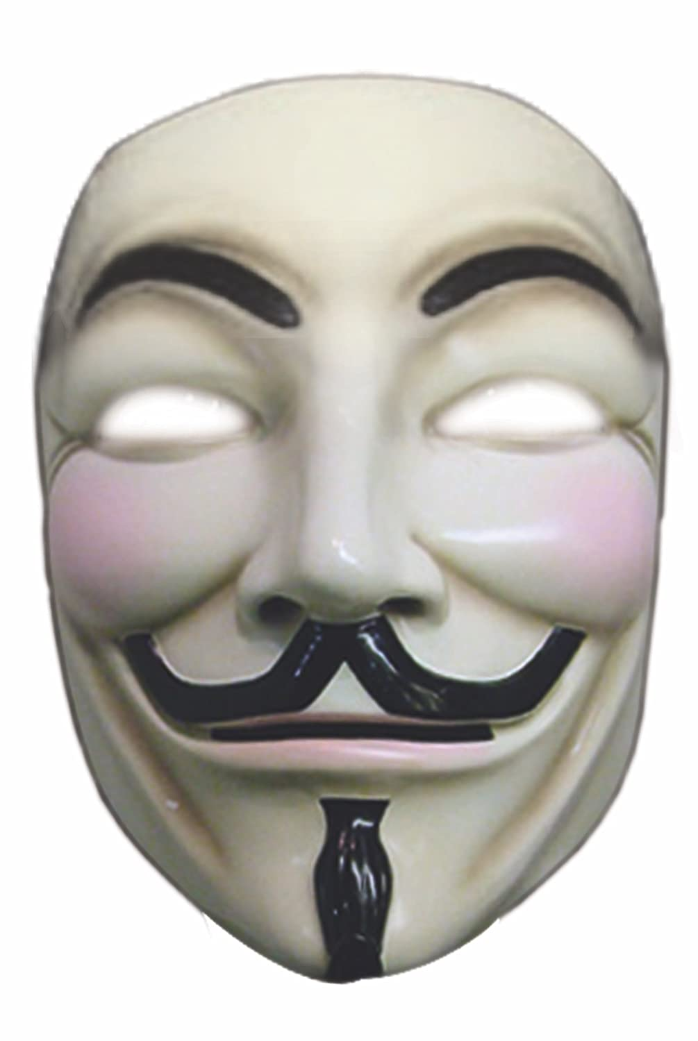 Rubies Costume V for Vendetta Collector's Edition Mask Costume One Size Rubies Toys CA 3700