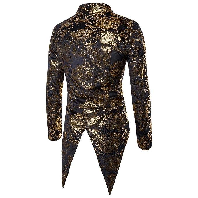 Ropa Vestidos para Navidad Moda Charm Casual Fit Traje Blazer Chaqueta De Abrigo Fiesta Tuxedo Blusa: Amazon.es: Ropa y accesorios
