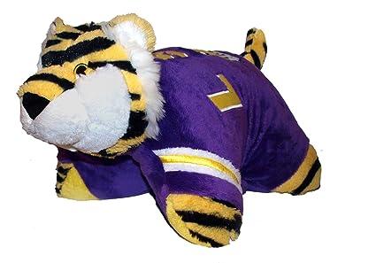 Amazon Com Ncaa Louisiana State Fightin Tigers Pillow Pet Sports