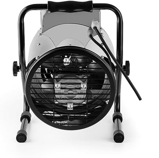 85 /°C /• Ar Waldbeck Strato /• Radiateur /• Chauffage /électrique soufflant /• 2000 Watt /• 2 Modes de Chauffage /• D/ébit de 210m/³//h /• /Étanche et adapt/é aux endroits humides /• 0 /°C