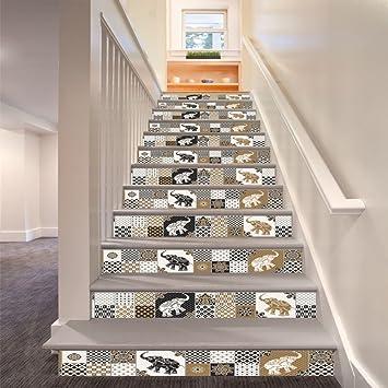 Ammwzl-Retro Maroc Style Escalier apposé à la personnalité ...