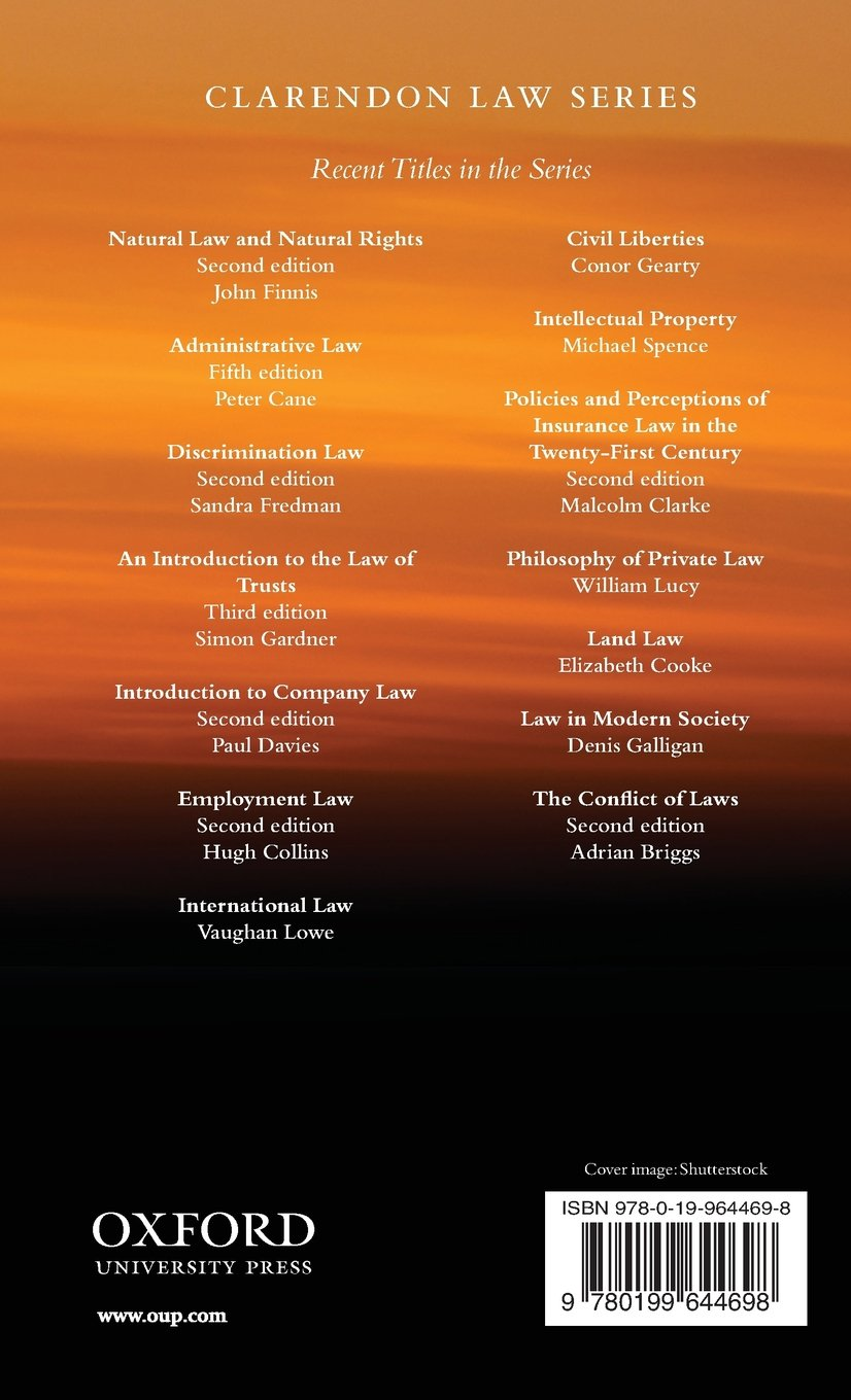 The Concept of Law (Clarendon Law Series): Amazon.co.uk: H. L. A. Hart,  Leslie Green: 9780199644698: Books