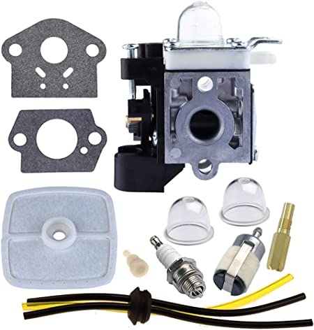 Hipa RB-K70A Carburetor with Repower Maintenance Kit for Echo GT230 GT231 PAS230 PAS231 PE230 PE231 PPT230 PPT231 SRM230 SRM231 Trimmer Brushcutter