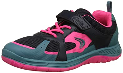 Amazon.co.uk: Clarks Trainers Girls' Shoes: Shoes & Bags