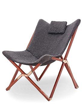 Suhu Chaise Longue Pliable Fauteuil Salon Relax Galette Chaises Pliante Exterieur Relaxation Design Pouf Fauteuils