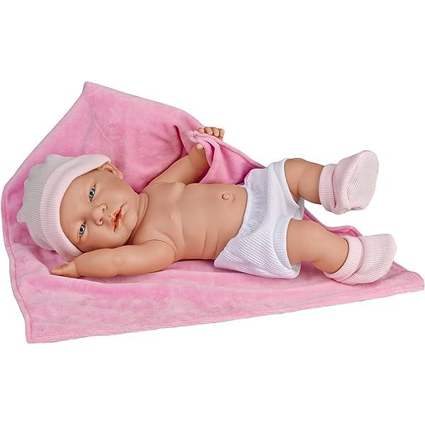 Amazon.es: Nenuco primer bebé niña (Famosa 700013878): Juguetes y ...
