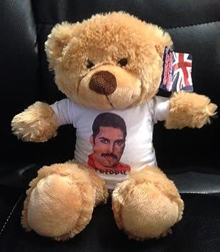 Freddie Mercury teddy bear