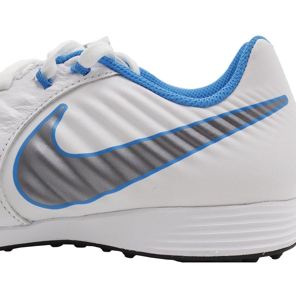 Nike Fußball Schuh Zeit legendx 7 Academy Academy Academy Sohle TF weiß blau Erwachsene 03ff70