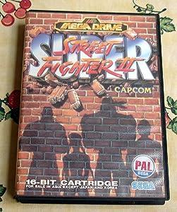 Super Street Fighter II SEGA Mega Drive - Genesis PAL