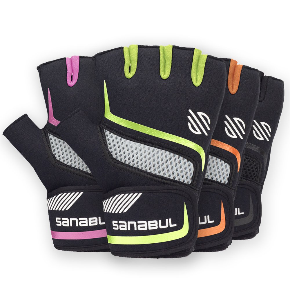 Sanabul NEW ITEM PAW v.2 Gel Boxing MMA Kickboxing Cross Training Handwrap Gloves