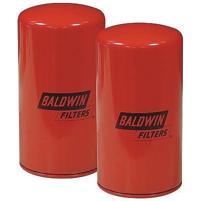Baldwin Heavy Duty BT345 KIT Hydraulic Filter,5-1/16 x 10-25/32 In: Automotive
