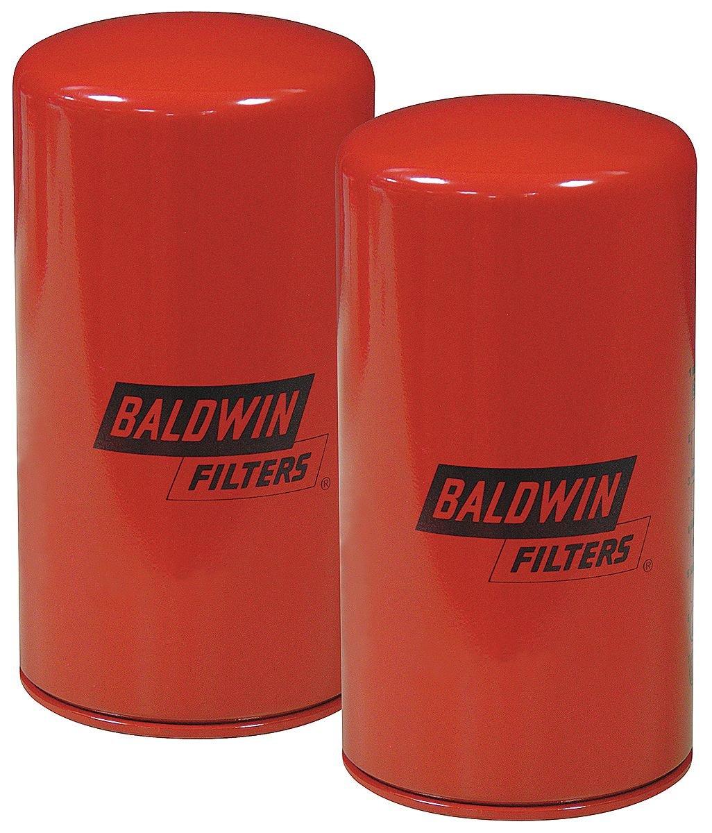 Baldwin Heavy Duty BT345 KIT Hydraulic Filter,5-1//16 x 10-25//32 In