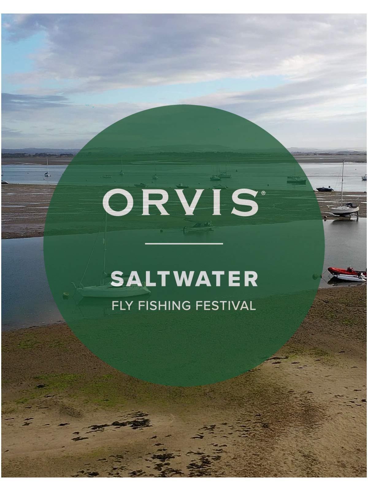 Orvis Saltwater Fly Festival on Amazon Prime Video UK
