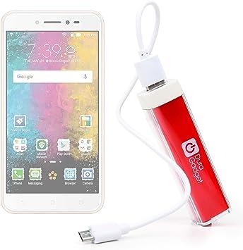 DURAGADGET Cargador (2 Amperios) para Smartphone ASUS ZenFone Live ...