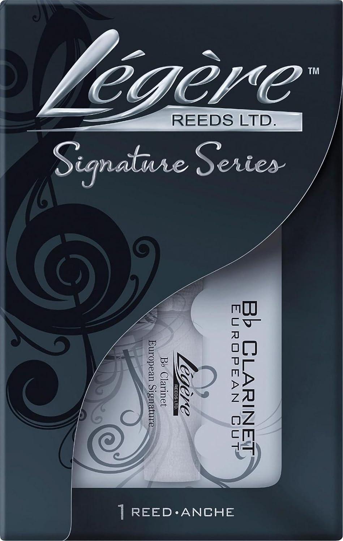 Legere Bb Soprano Clarinet European Signature (3.25) Legere Reeds BBES3.25