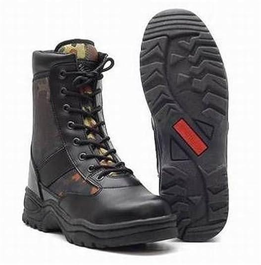 Mc Allister Outddor Boots Schnürstiefel Farbe Flecktarn Größe 44 nEyRmyJB