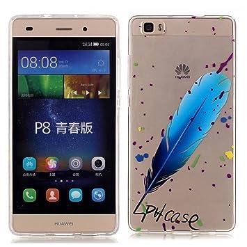Funda Case KSHOP Para Huawei p8 lite Case Cover Carcasa ...