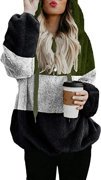 Aleumdr Damen Sweatshirt