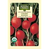 Seeds of Change Certified Organic Radish, Cherry - 3 grams, 250 Seeds Pack