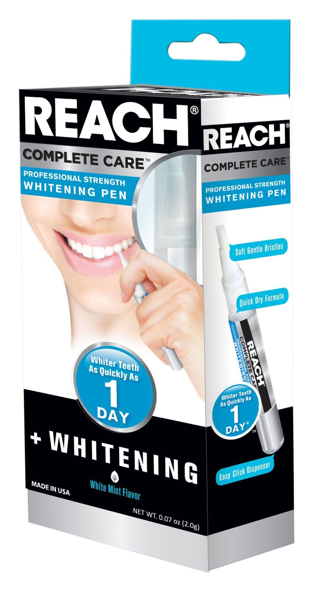 Reach Complete Care Whitening Pen, 0.07 Ounce (Pack of 24)