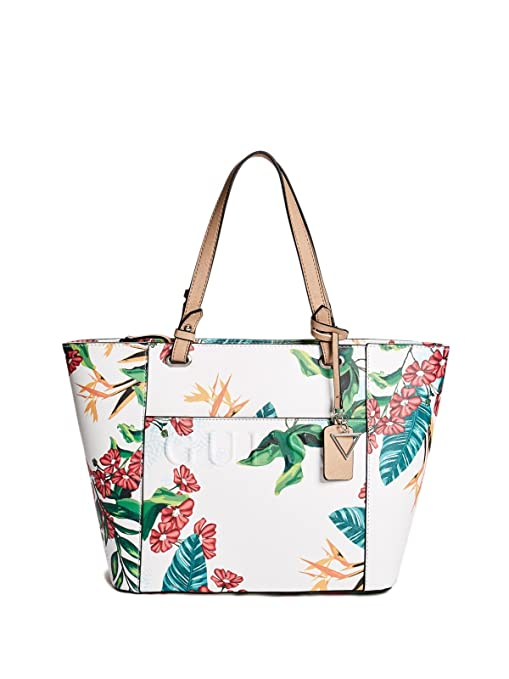 GUESS Factory Women s Laken Printed Logo Tote  Amazon.ca  Sports   Outdoors defce1e6e7