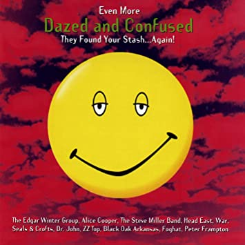 various artists even more dazed and confused 1993 film dazed and
