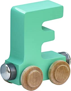 product image for NameTrain Pastel Letter Car F - Made in USA