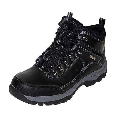 996e4dc4ab1 Khombu Men's Leather Boot