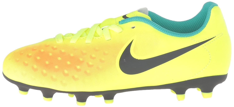 Amazon.com  Nike Kids JR Magista Ola II Fg Soccer Cleat  Shoes 91eefc614be