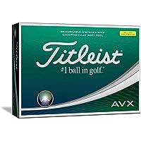 Titleist AVX Pelotas de Golf (una docena)