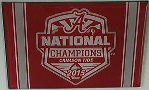 aminco Alabama Crimson Tide 2016 Football National Champions Refrigerator Magnet