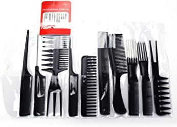 fa5d76dba3 Argus Le 10 set Combs for Your Hair Straightening