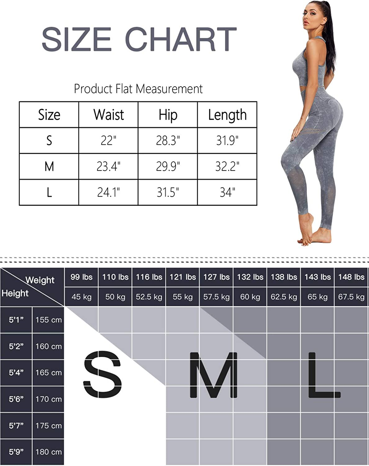 SEVEGO Womens Seamless Yoga Leggings High Waisted Athletic Workout Gym Tights Hollow Running Pants