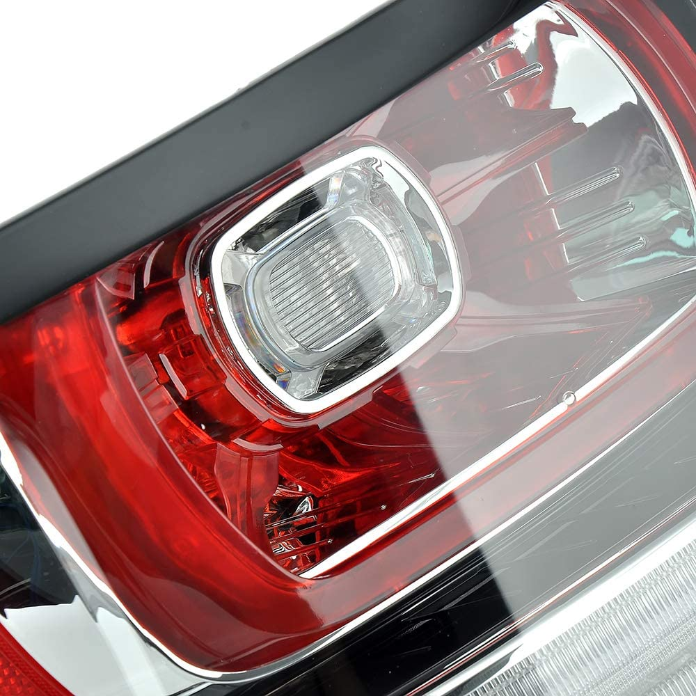 MotorFansClub Rear Tail Light Lamp Fit for Compatible with Range Rover Sport L494 2014 2015 2016 2017 Left Driver Side