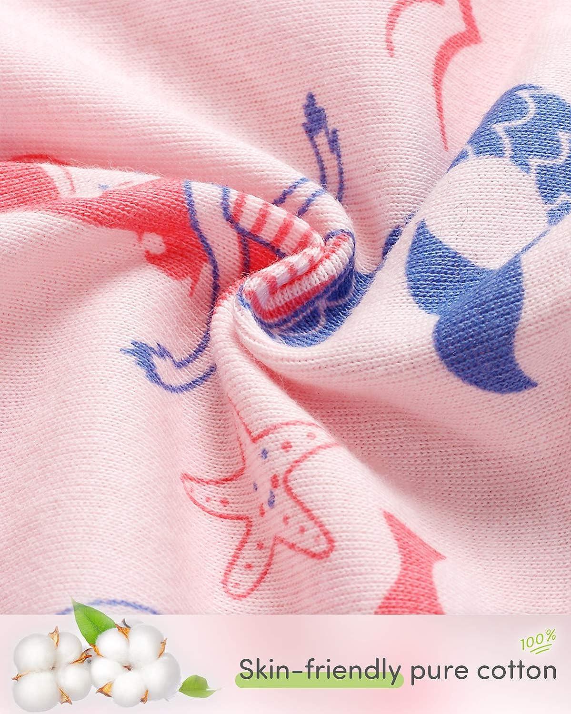Adorel Slip Mutandine Culotte Intimo Bambina Confezione da 6