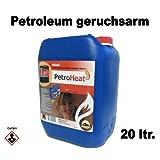 CAGO Petroleum Kanister, für eine saubere Verbrennung