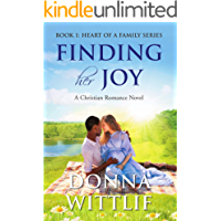 Finding Her Joy (Heart of A Family Series Book 1) (English Edition)