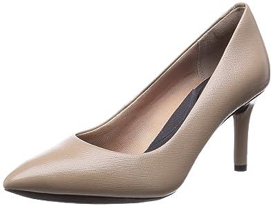 ce9a3b59547 Rockport Women's TM75MMPTH Plain Pump Court Shoes