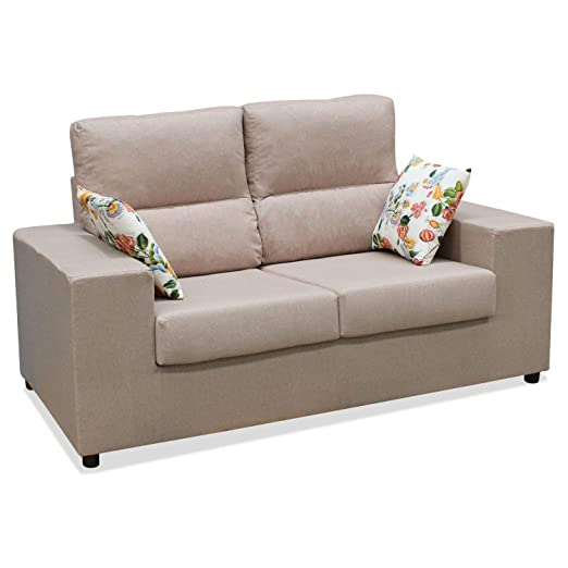 Muebles Baratos Sofa Tres Plazas, Dos Asientos, Subida A ...