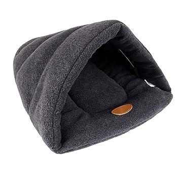 Cama saco para mascotas para perro o gato de Easylifer: Amazon.es: Productos para mascotas